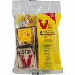 Victorpest Easy Set Mouse Trap (4 pack)