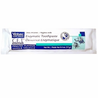 Virbac CET Enzymatic Toothpaste Dentifric Enzymatique (Poultry ...