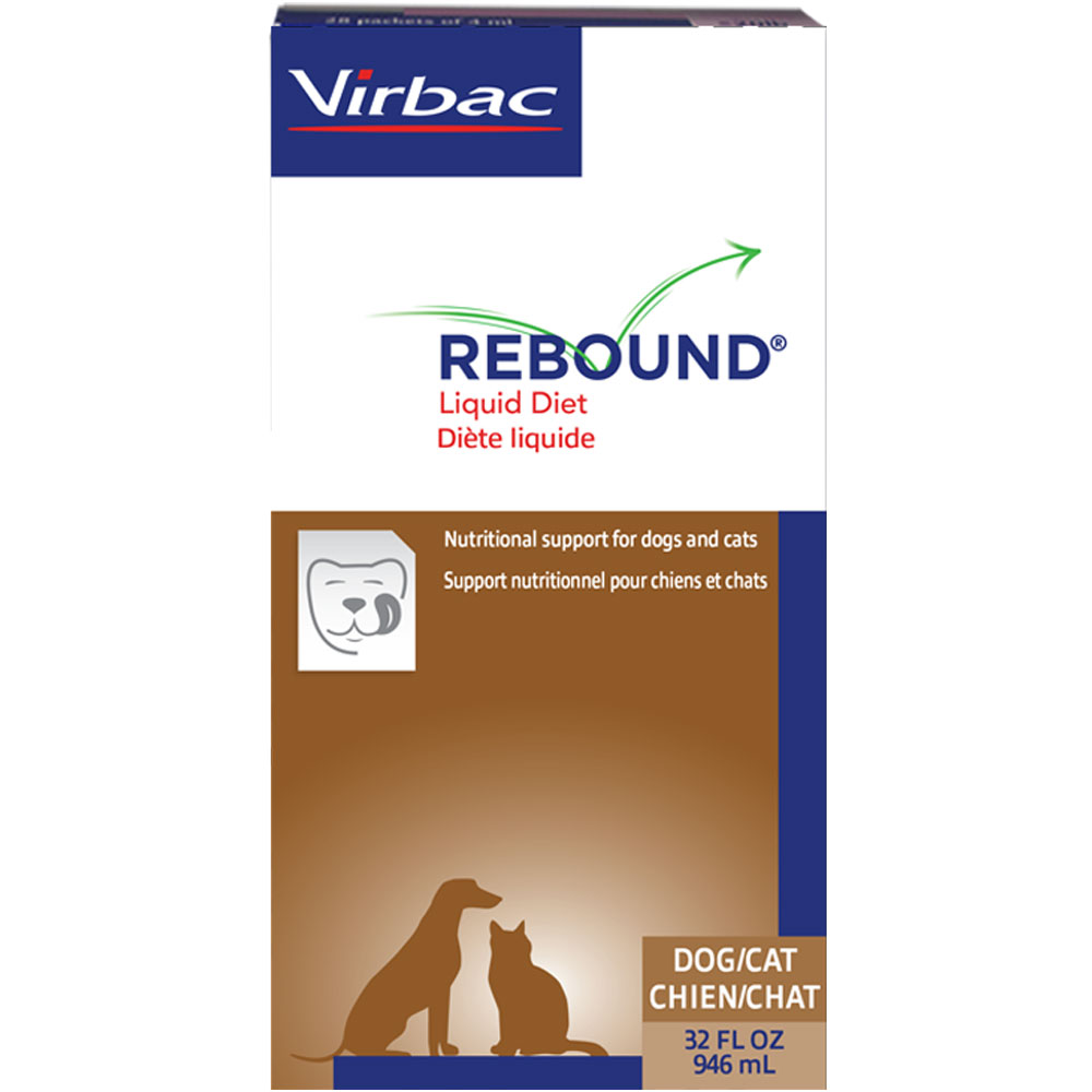 Virbac Rebound Liquid Diet For Dogs & Cats (8 Oz