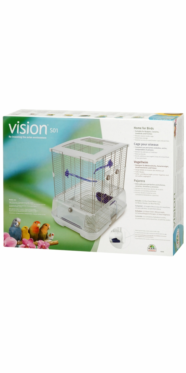 Vision S01 Bird Care - Small