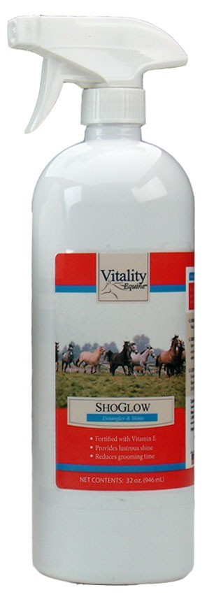 Vitality Horse Grooming Products