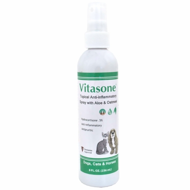 Vitasone Spray with Hydrocortisone .5%