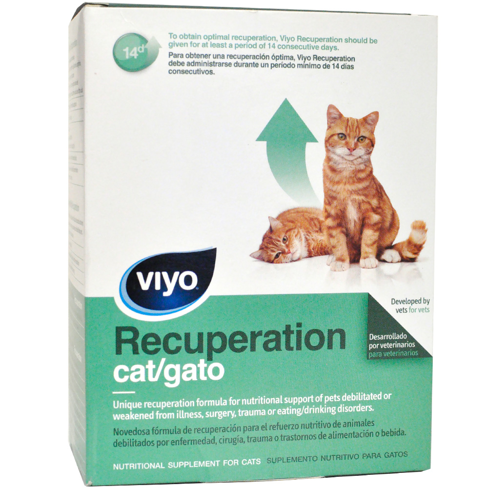 Viyo Recuperation Liquid for Cats (3 x 150 ml)