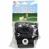 Wag Bags Dispenser Skull & Cross Bones BLACK (30 Bags)
