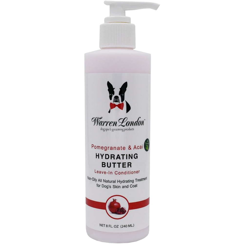 Warren London Hydrating Butter - Pomegranate & Acai (8 fl oz)