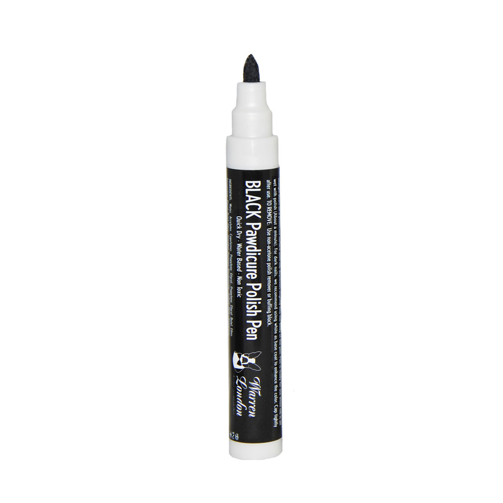 Warren London Pawdicure Polish Pen - Black