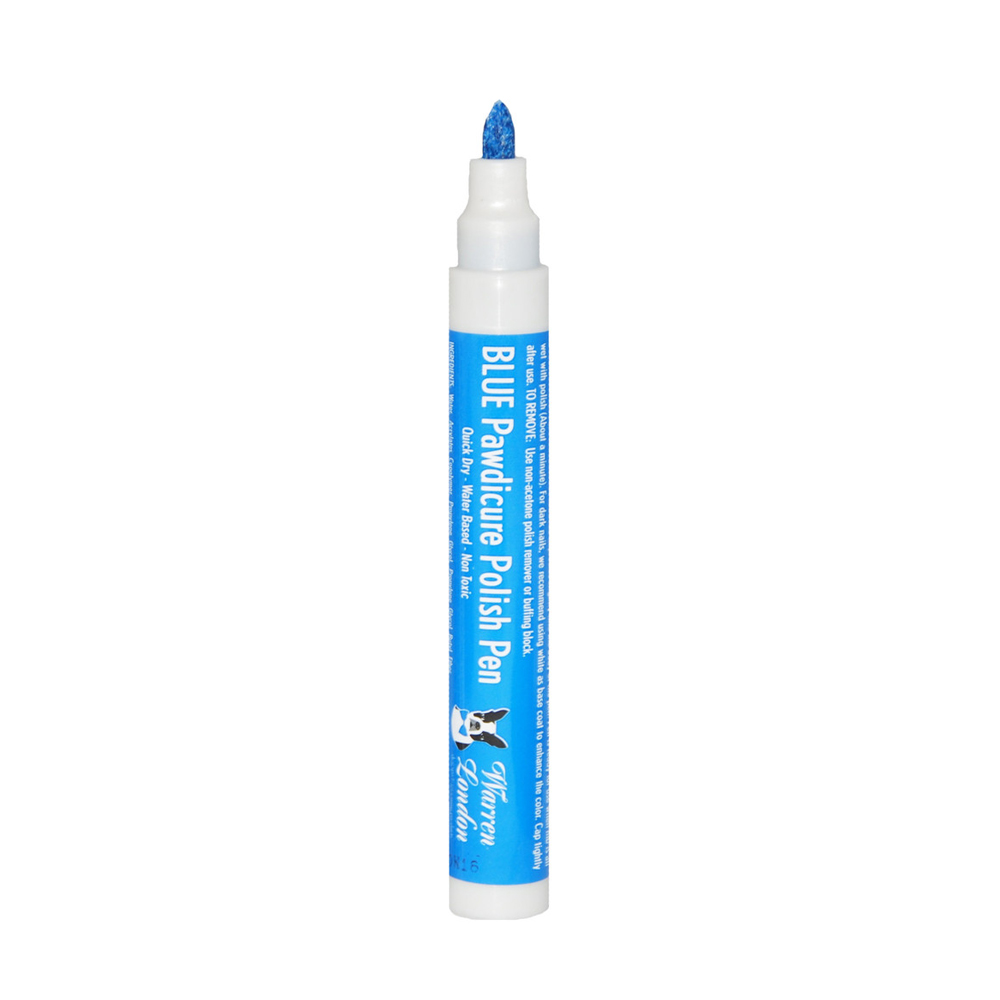 Warren London Pawdicure Polish Pen - Blue