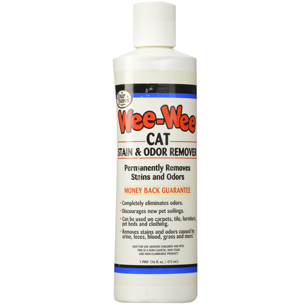Wee-Wee Cat Stain & Odor Remover (32 fl oz)