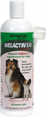 Welactin with Natural Omega-3 Supplement ECONOMY SIZE (480 mL)