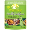 Wellness Healthy Indulgence Grain Free Cat Food - Turkey & Chicken (3 oz)