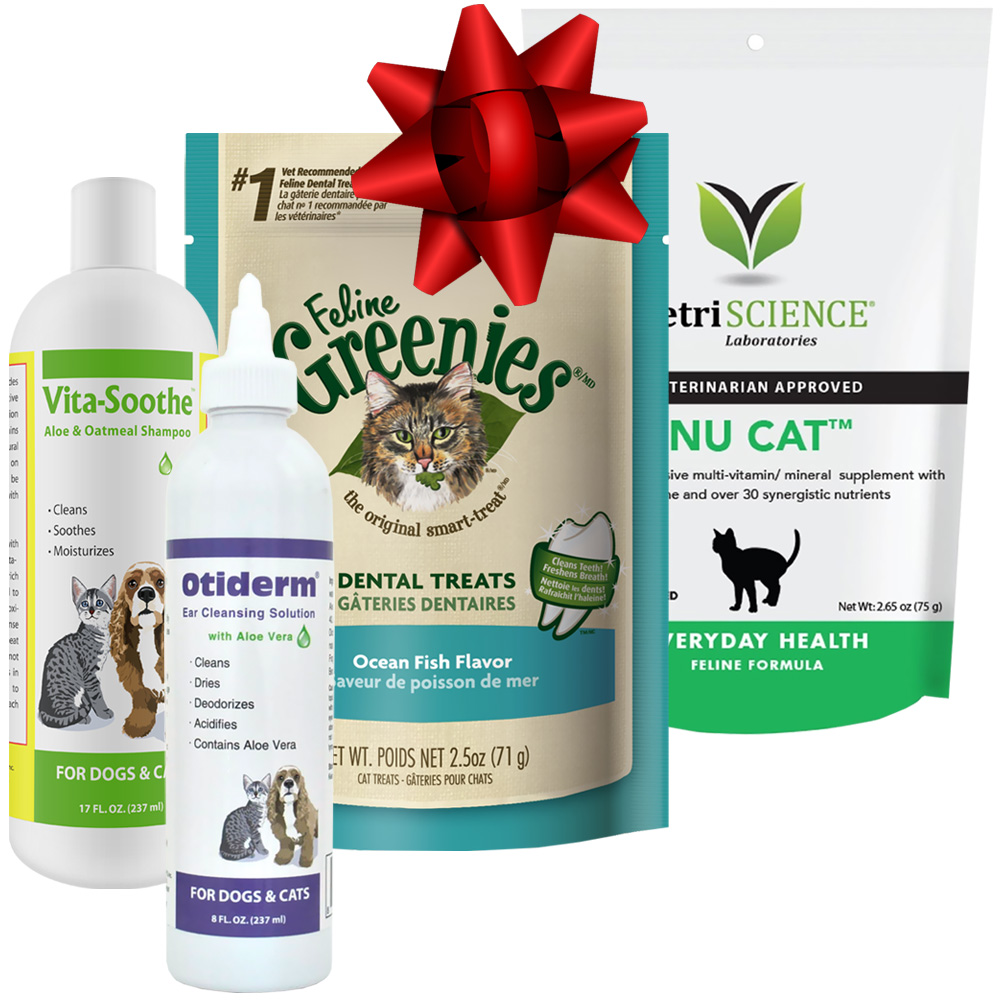 Wellness Kit for Cats