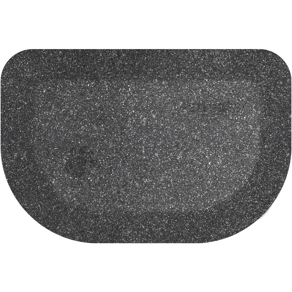"Wellness Rounded PetMat - Silver Haven (X-Small 18""x12"")"