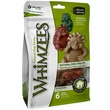 Whimzees Hedgehog Dental Dog Treats - Large (6 count)