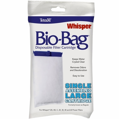 Whisper Assembled Bio-Bag Cartridge Large (Single)