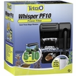 Whisper PF10 Aquarium Filter (5-10 Gal)