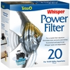 Whisper Power Filter 20 (10-20 Gal)