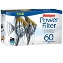 Whisper Power Filter 60 (30-60 Gal)