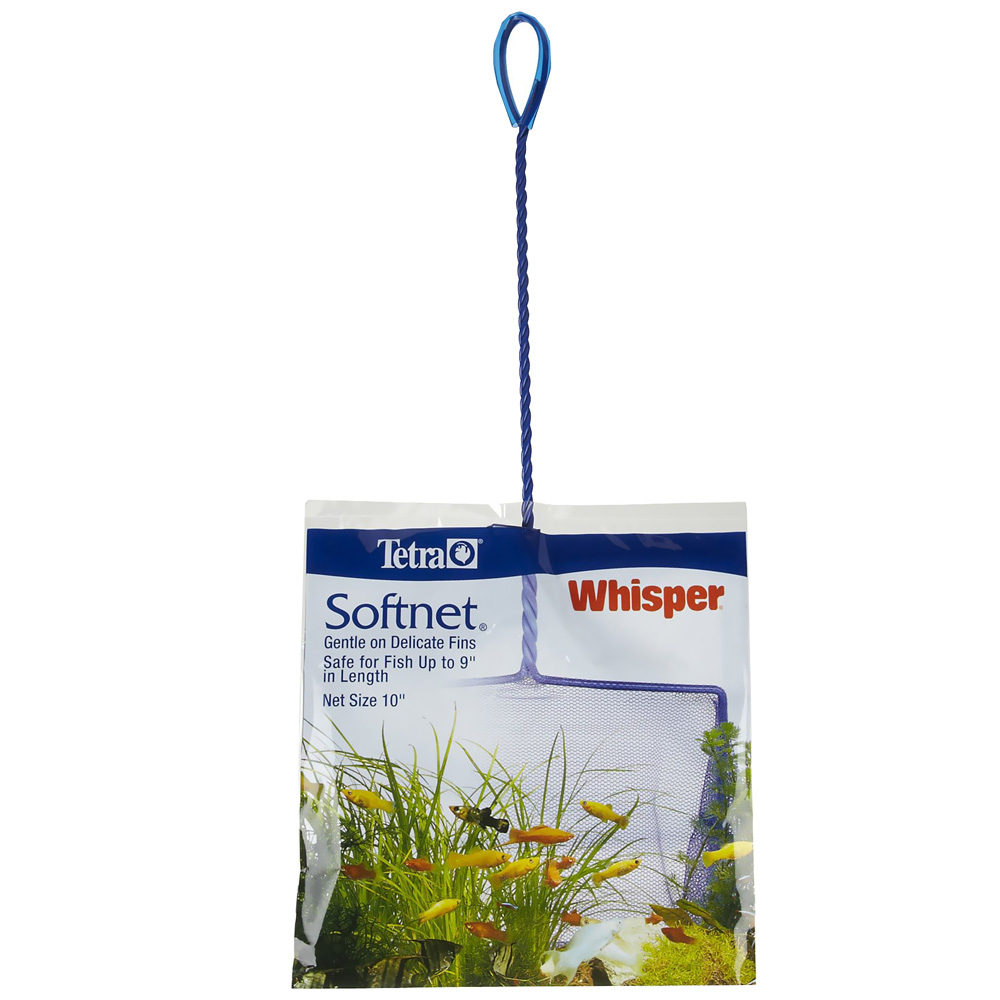 "Whisper SoftNet Nylon (10"")"