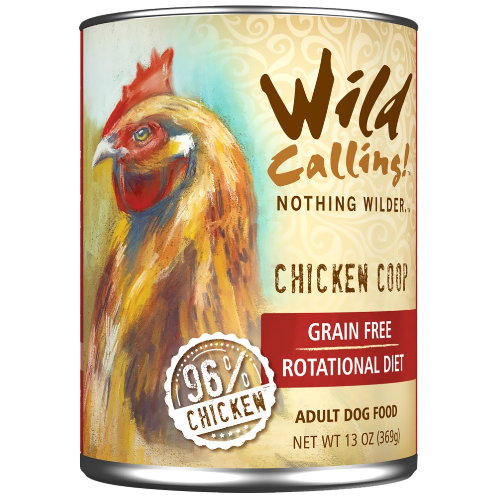 Wild Calling™ Canned Dog Food