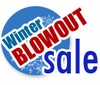 Winter Blowout Sale
