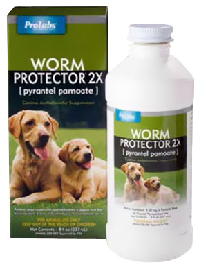 Worm Protector 2x Double Strength (8 fl oz)