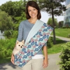 Zack & Zoey Fresh Water Reversible Sling Carrier - Blue