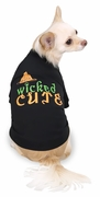 Zack & Zoey Halloween Wicked Cute Tee Black