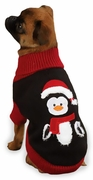 Zack & Zoey Penguin Sweaters Black