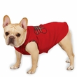 "Zack & Zoey Holiday Tartan Fleece Pullovers Red - XL (24"")"