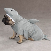 Zack & Zoey Land Shark Costume