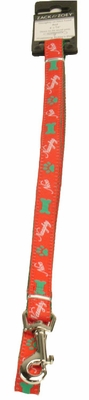 Zack & Zoey Naughty or Nice 4 ft x 5/8in (RED)