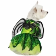 Zack & Zoey Neon Spider Princess Costume - Small