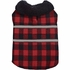Zack & Zoey Plaid Reversible Thermal Blanket Coat