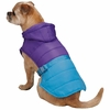 Zack & Zoey Trek Puffy Jacket - Purple (Medium)