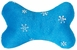 Zanies Blizzard Bone Blue - Large 7.25""