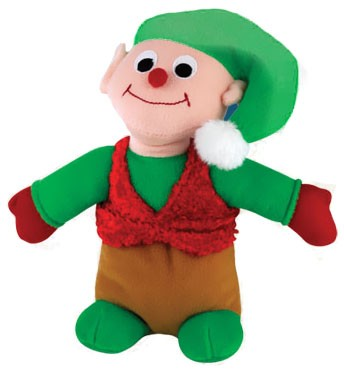 Zanies Holiday Friend - Elf 11""