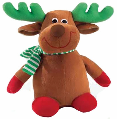 Zanies Holiday Friend - Reindeer 7.5""