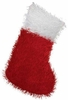 Zanies Holiday Fuzzle Stocking