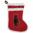 Zanies Yuletide Tartan Cat Stocking