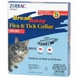 Zodiac BREAKAWAY Flea & Tick Collar for Cats - 5 Months