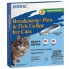 Zodiac BREAKAWAY® Flea & Tick Collar for Cats - 7 Months