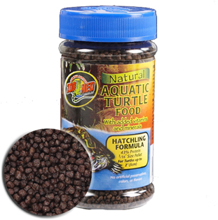 Zoo Med Natural Aquatic Turtle Food (1.5 oz)