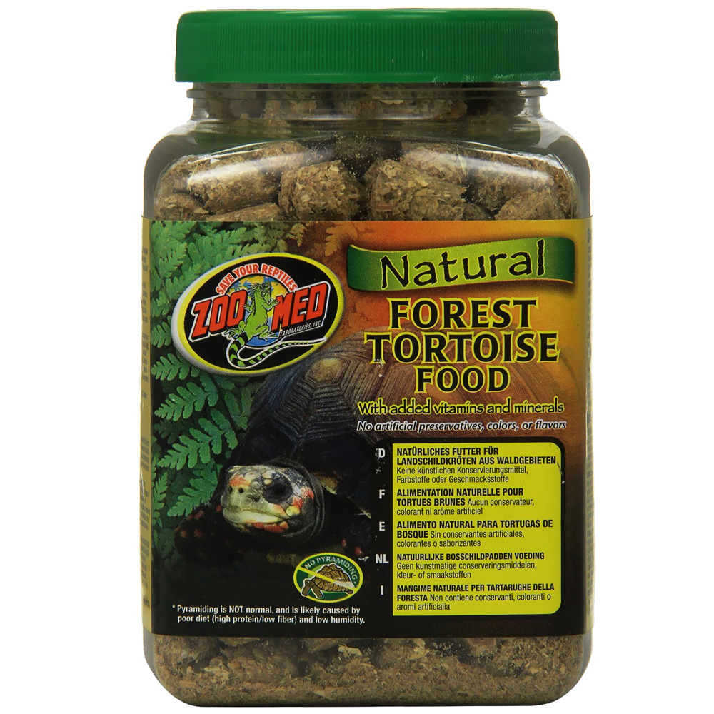 Zoo Med Natural Forest Tortoise Food (50 lb)