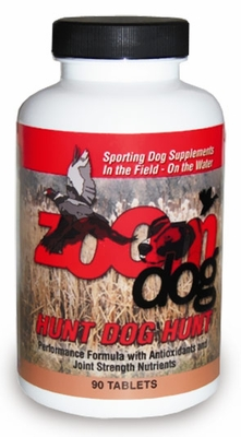 Zoom Dog Hunt Dog Hunt Performance Formula (90 Tabs)