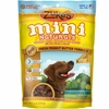 Zuke's Mini Naturals Moist Miniature Treats For Dogs - PEANUT BUTTER (1 lb)