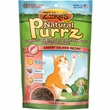 Zuke's Natural Purzz Healthy Moist Treats For Cats - SALMON (3 oz)