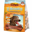Zukes Z-Bones Edible Dental Chews Large Clean Carrot Crunch - 6 ct (15 oz)