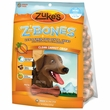 Zukes Z-Bones Edible Dental Chews Mini Clean Carrot Crunch - 18 ct (9 oz)