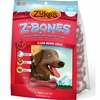 Zukes Z-Bones Edible Dental Chews Mini Clean Cherry Berry - 18 ct (9 oz)
