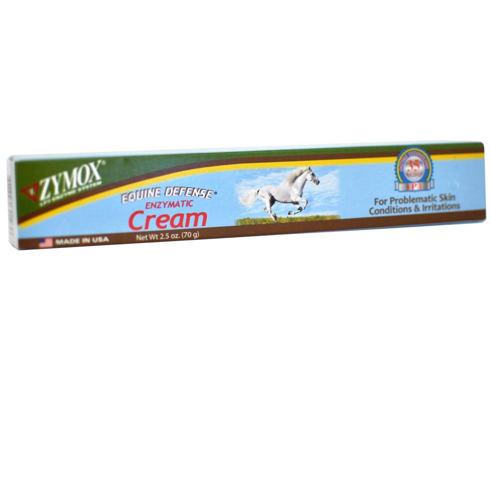 Zymox® Equine Defense® Enzymatic Cream